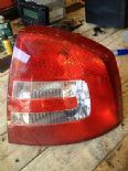 2007 SKODA OCTAVIA MK2 2.0 TDI GENUINE RH OSR REAR LIGHT BREAKING 1Z5945096A